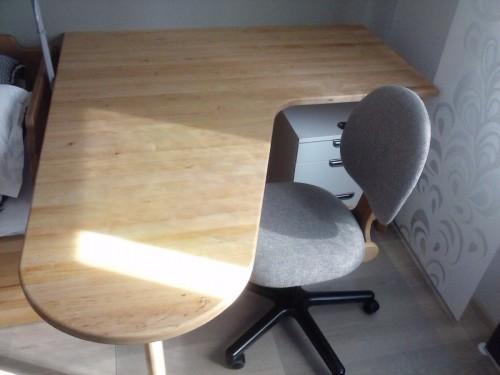 Schreibtisch; Erle geölt