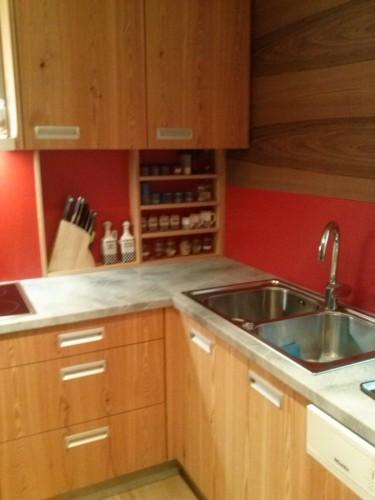 Lärche Küche   Innenbereich Tischler Weiss